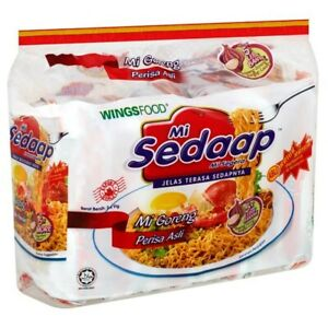 Mi Sedaap Goreng Original 91Gram x 5 Packs