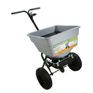 HBC Broadcast Spreader for Lawn and Garden