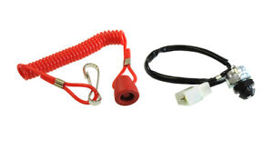 SPI Tether Switch Kill Switch Assy for Polaris Replaces OEM#s 2870668 4110156 $19.99
