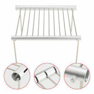 Outdoor Portable Barbecue Grill Folding Support Stand For Picnic Camping Stove
