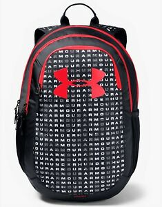 UNDER ARMOUR UA SCRIMMAGE 2.0 STORM Youth Boys 18.5 School Travel Backpack $45 $44.99