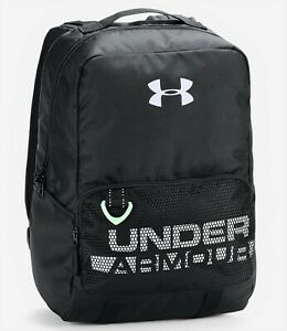 UNDER ARMOUR UA ARMOUR SELECT STORM Backpack Boys Youth 17.3 School Travel $45 $44.99