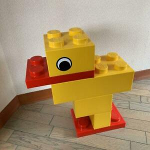 Lego Blocks Jumbo Figure Duck Limited Rare Vintage from Japan Free Shipping $899.99