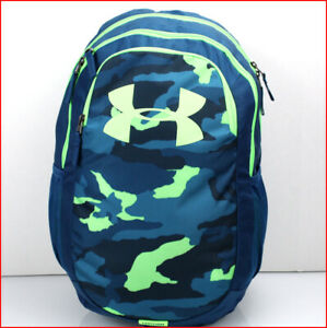 Under Armour SCRIMMAGE 18.5 Laptop Backpack Large 25L Camouflage Green 🌟NEW🌟 $64.95