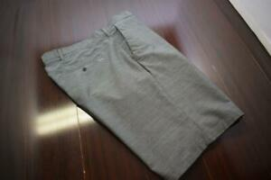 36646 Mens Hurley Nike Dri Fit Performance Gray Athletic Golf Shorts Size 36 $22.50