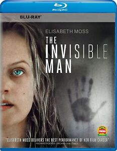 The Invisible Man Blu ray Disc 2020