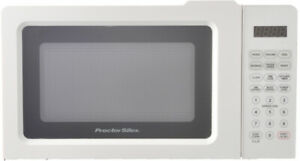 Countertop Kitchen Digital LED Microwave Oven Proctor Silex 0.7 Cu.ft 700 Watts