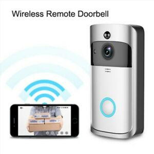 Ring Video Doorbell Pro 1080P Wi-Fi Wired Smart HD Camera, Certified Brand New