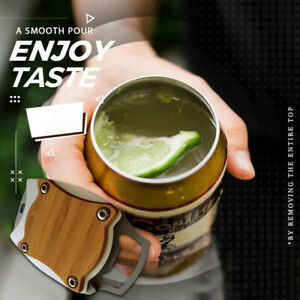 Go Swing Topless Can Opener Beer Bottle Top Drafter Multifunction Tool New Color