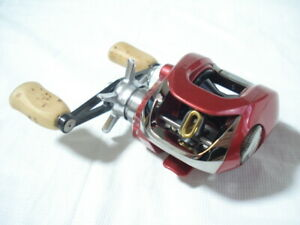 Daiwa Td-Z 103M Eyes Factory Metallic Red Used Goods I'Ze Control Number