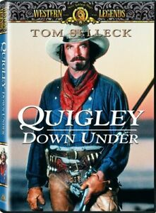 QUIGLEY DOWN UNDER New DVD Tom Selleck $8.87