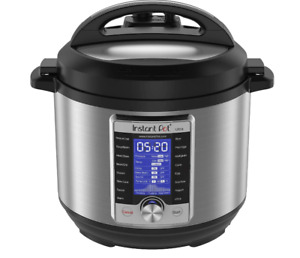 Instant Pot Ultra 10-in-1 Electric Pressure Cooker, 6 Quart, 16 One-Touch Progra