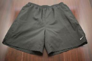 37412 Mens Nike Dri Fit Performance Lined Work Out Running Gym Shorts Size XL $19.99