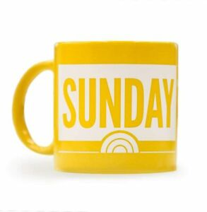 Sunday TODAY Willie Geist Ceramic Mug Kitchen amp;amp Dining