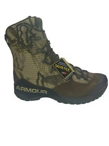 UNDER ARMOUR SZ 9 INFIL OPS GTX TACTICAL BOOTS 1287948 900 Reaper Brown Men