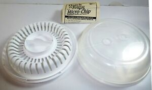 *NEW* K TEL MICRO CHIP MICROWAVE POTATO CHIP MAKER `AS SEEN ON TV STEAMER