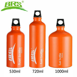 Camping Fuel Bottle Portable Alcohol Petrol Emergency Storage Tank Reserve Can