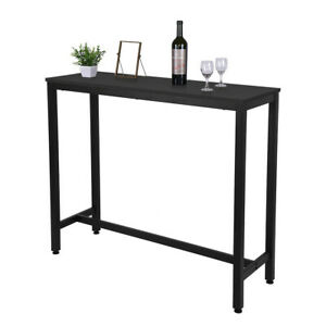 Counter Height Pub Bar Table Kitchen Furniture Dining Table for Home Office USA