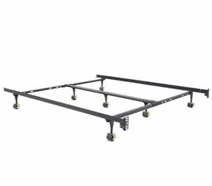Hercules Universal Bed Frame Heavy Duty Adjustable Metal NEW LOCAL PICK UP ONLY