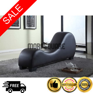 Leather love Couch Loveseat Exotic Furniture Sofa Chaise Lounge Yoga Chair