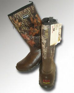 Frogg Toggs Insulated Hunting Boots 1200 Grams of Thinsulate Size 8