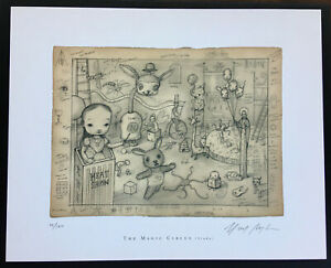 Mark Ryden Signed and Numbered Print $299.00