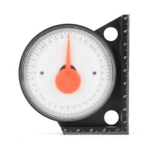 Slope Protractor Angle Finder Level Meter Clinometer Gauge With Magnetic Base $3.49