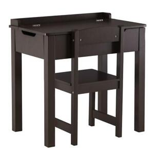 New Kids Table and Chairs Set Storage Drawer Room Pre School Study Desk Coffee
