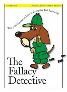 The Fallacy Detective by Bluedorn Hans Book The Fast Free Shipping $191.99