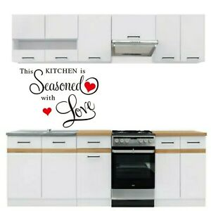 Vinyl Wall Stickers Decor Home Art Decal Removable Room Kitchen Diy mural quote