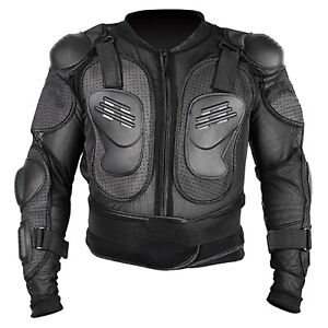 Kids Armour Dirt Pit Bike Chest Guard Motorcycle Cycling Spine Protective Gear $39.99