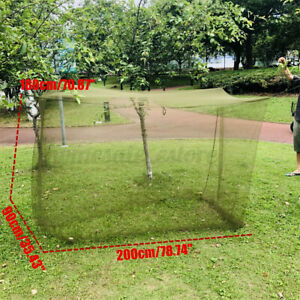 Large Outdoor Camping Mosquito Insect Net Netting Cover Indoor Sleep Travel Ten $15.24