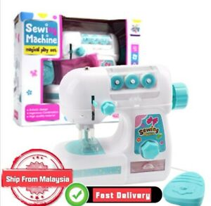 NEW Electronic Sewing Machine For Kids Sewing Machine Parts Ship From Malaysia $38.99