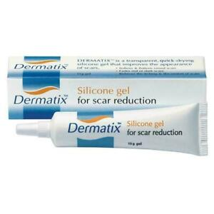 Dermatix Silicone For Scar Reduction Reduce Scarring Gel FREE SHIPPING exp 04 24