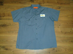 Dickies Sweet Water Brewing Company Atlanta Georgia Work Delivery Shirt XXL