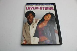 Love Don#x27;t Cost a Thing DVD Troy Beyer DIR 2003 $2.10