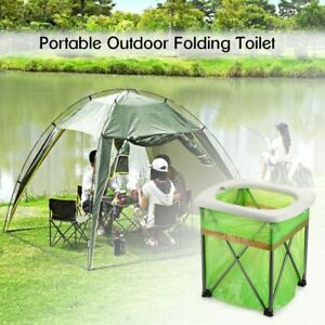 Outdoor Portable Toilet Baby Potty Training Travel Urinal For Camping Children