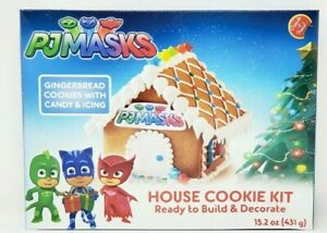 Christmas cookie set gingerbread house ugly sweater snowmen $19.99