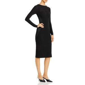 Donna Karan Womens Scoop Back Cocktail Party Sheath Dress BHFO 2965 $24.99