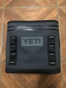 YETI Hopper Flip 8 Portable Cooler New Charcoal Free Ship