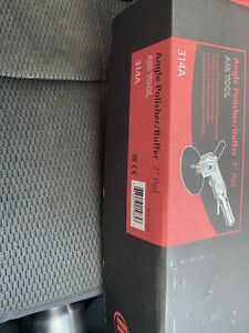 Ingersoll Rand Angle grinder polisher 7in 314A New In Box With 1 Year Warranty $199.99