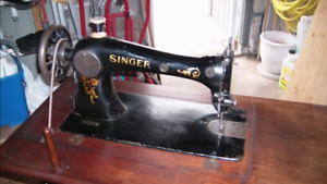 old sewing machine used GBP 140.00