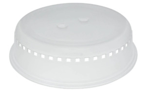 Microwave Plate Cover Splatter Lid BPA Free Plastic 10.25 in Wide FREE SHIPPING