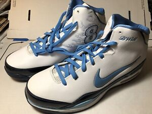 2008 Nike Blue Chip Supreme Deron Williams Player Edition Deadstock Size 14 Jazz $124.99