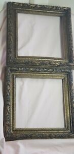 2 Identical Ornate Frames Size 11quot;X11quot;#x27;in perfect condition $80.00