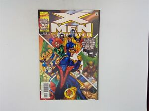 X Men Unlimited #25 Marvel Comics 1999 FN Wolverine 25th Anniversary $2.50