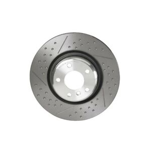 Brembo Rear Left or Right Drill Slotted Brake Disc Rotor For BMW F22 F23 F30 F34 $174.95