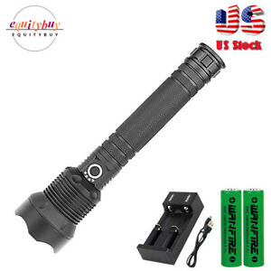 XHP70.2 Flashlight Tactical LED Torch Rechargeable Lamp 18650 Hunting Zoomable $29.99