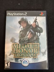 Metal of Honor: Frontline Playstation 2 PS2 Complete $12.00
