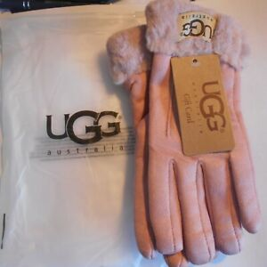 UGG Womens winter gloves pink brand new $12.99